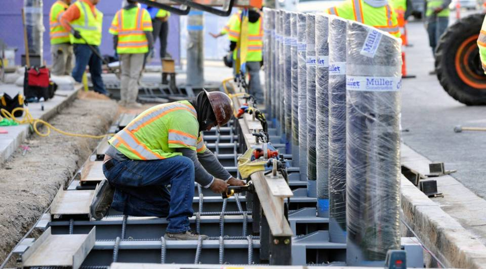 According to a recent survey, 78 percent of construction contractors are having a hard time finding workers to fill open positions.