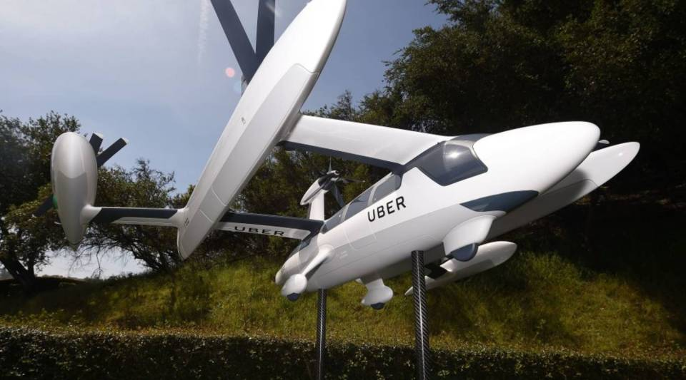 Uber and some other big names are proposing a network of electric air taxis that could whisk passengers up and across cities in minutes.