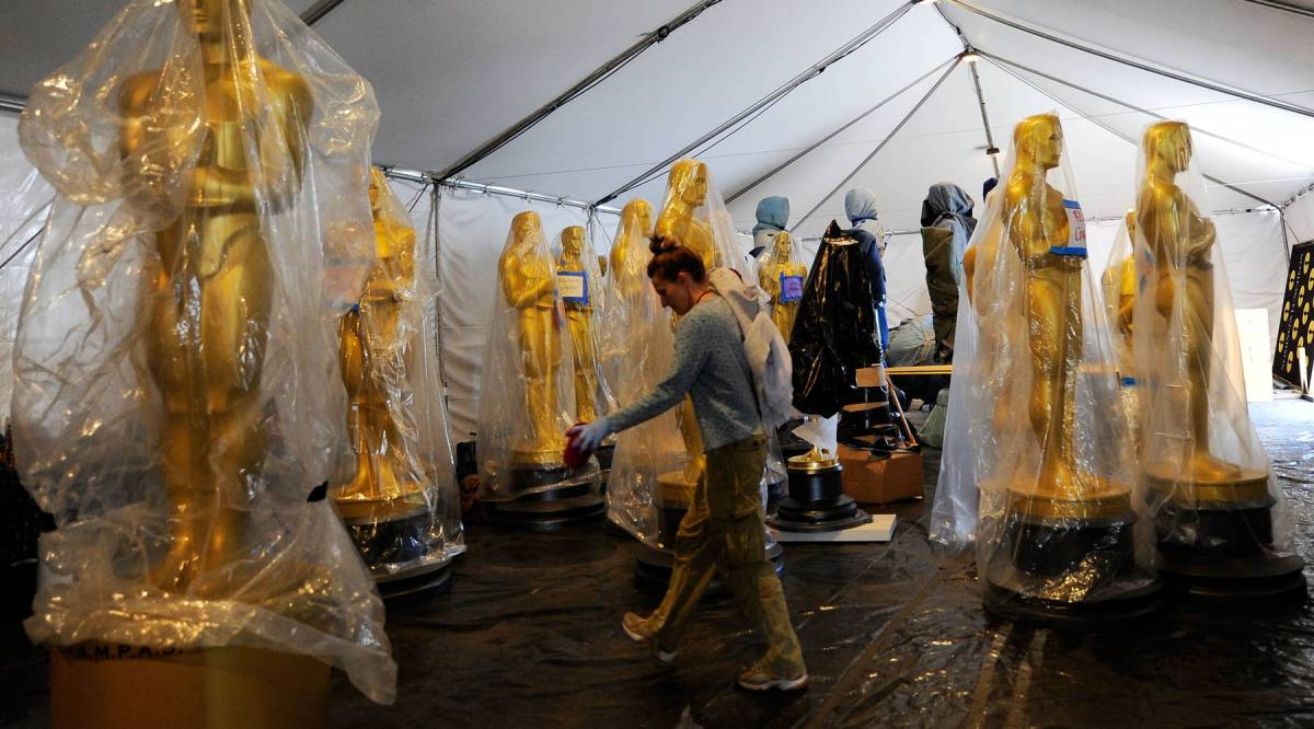 The Oscars are a mess - Marketplace