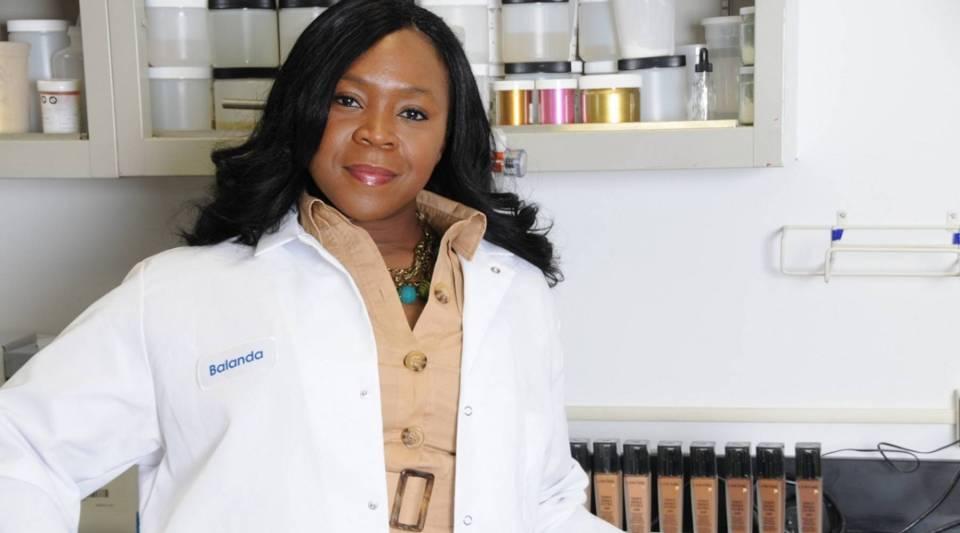 Balanda Atis servesas the director of face innovation and multicultural beauty atL'Oréal USA.