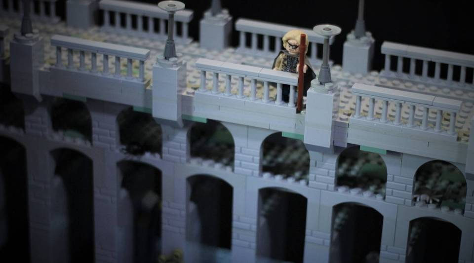 At age 15, Kaleb Johnson sold some of his Harry Potter-branded Legos, which included a similar Mad-Eye Moody figurine. That sale netted him $2,000.