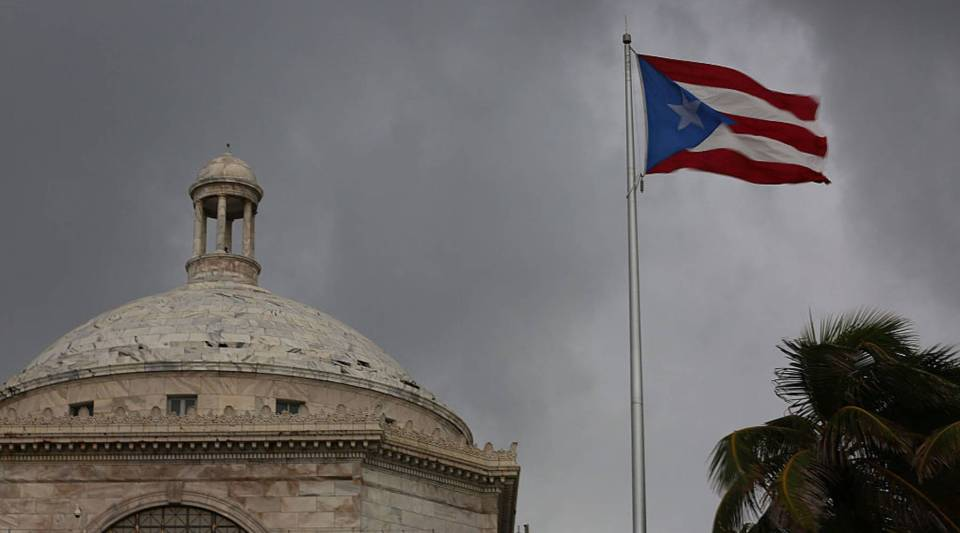 The U.S. government is going to release gross domestic product data on Puerto Rico for the first time because there's concern that numbers from the U.S.