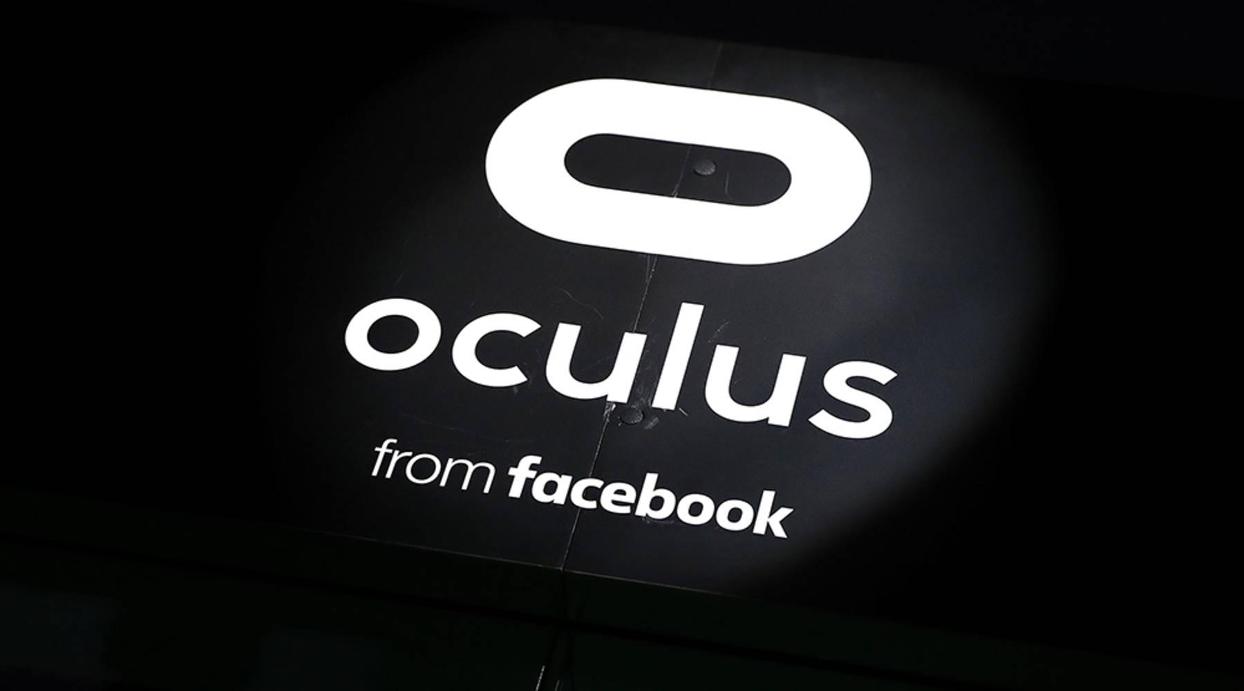 Resultado de imagen para oculus facebook