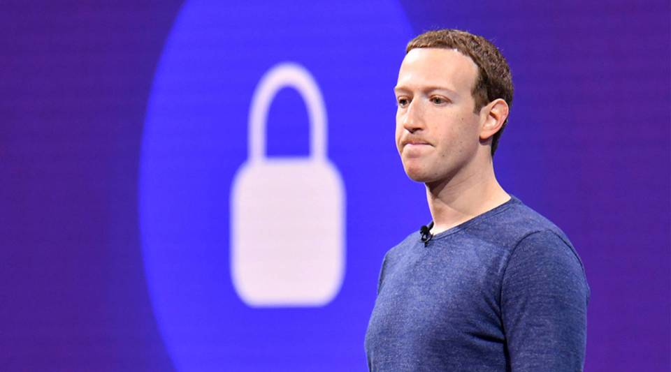 Facebook CEO Mark Zuckerberg says private encrypted messages are the future of life online.