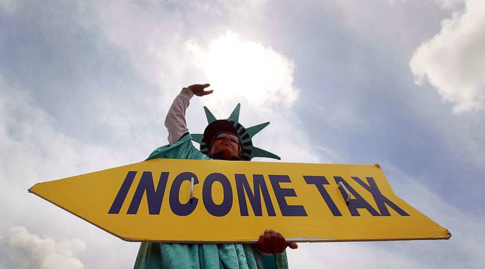 People are afraid to file their taxes — and accountants are moving slower.