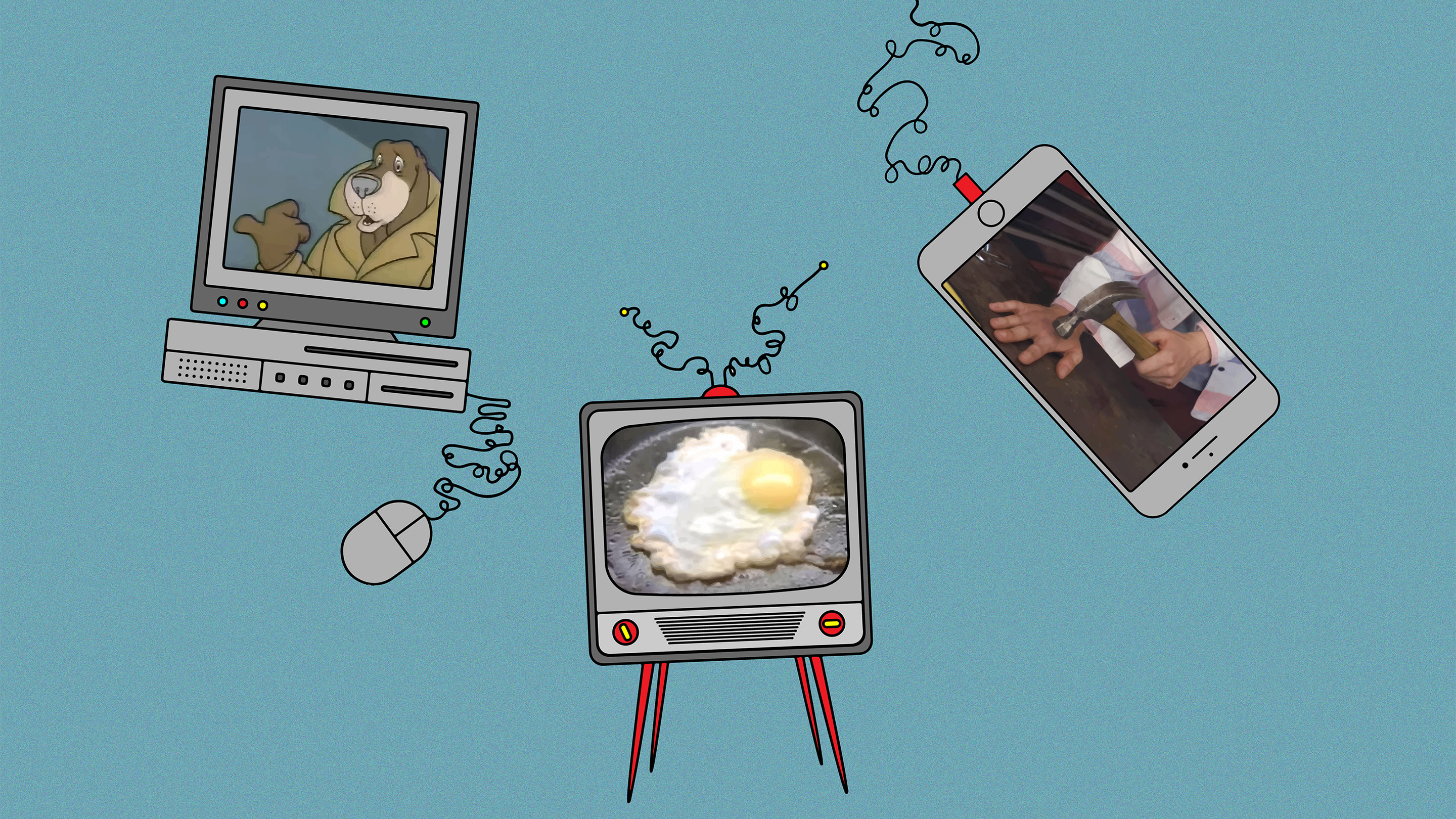 From cringeworthy to scary: a history of anti-drug PSAs - Marketplace