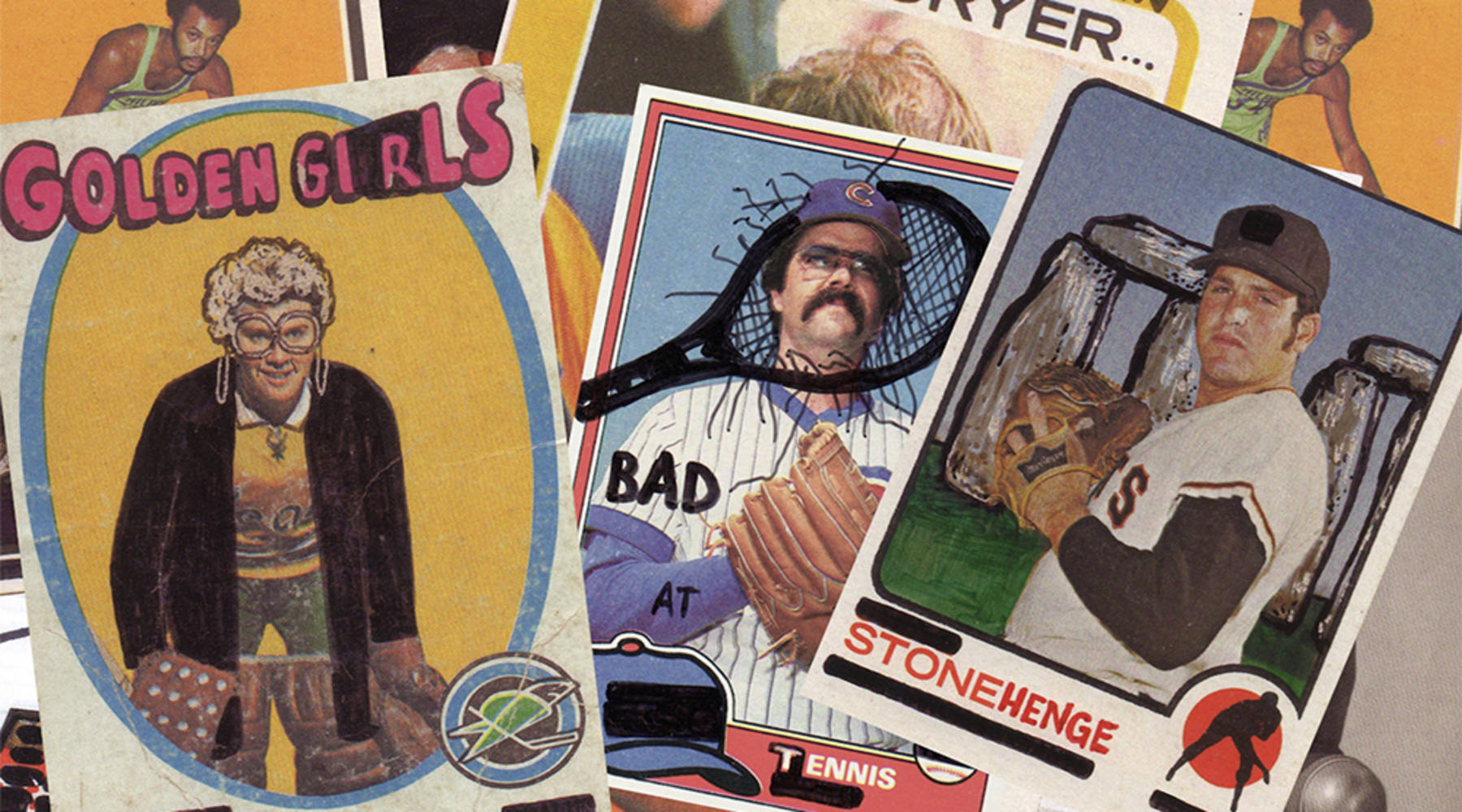 How Much Would You Pay For A Defaced Baseball Card