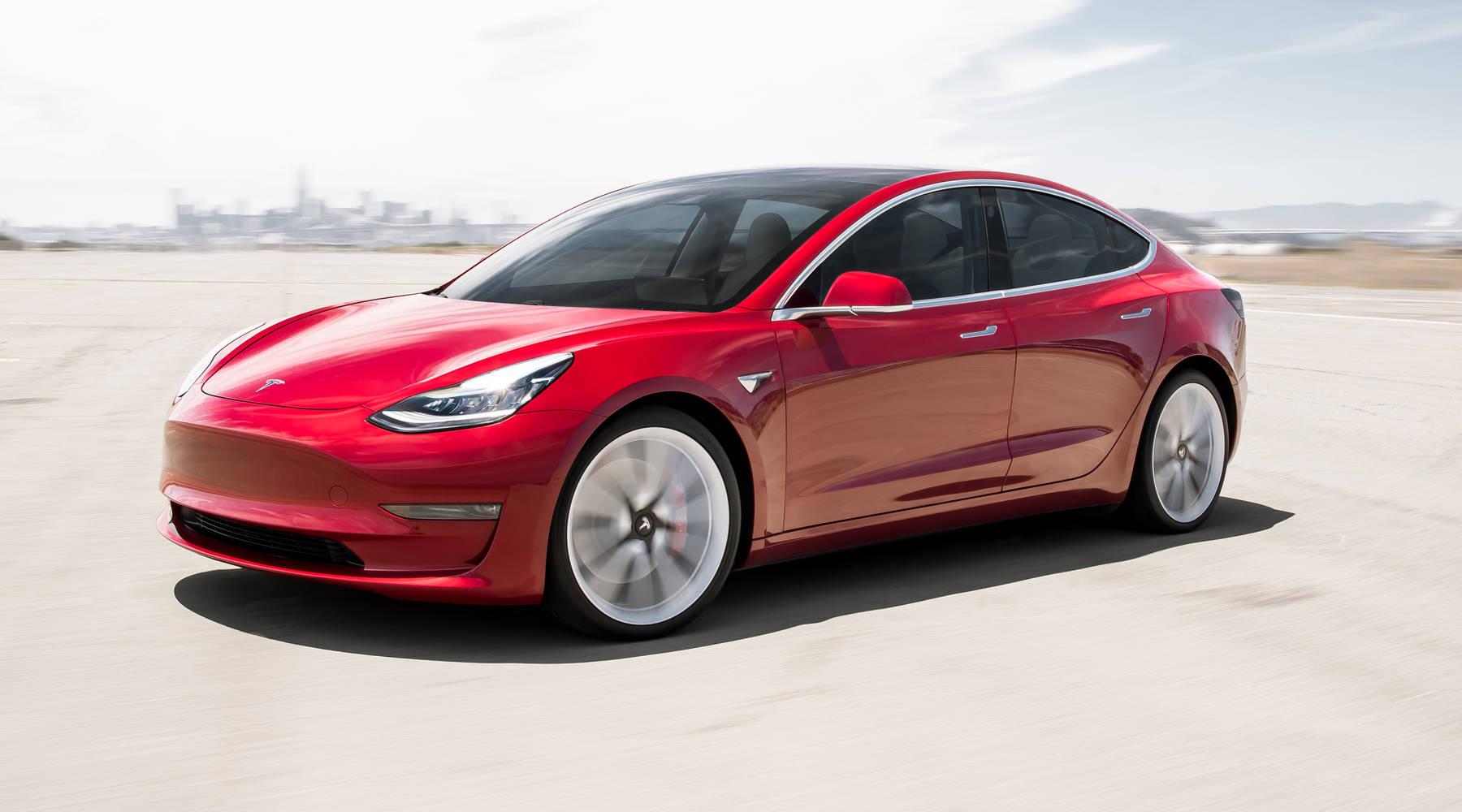 Tesla Launches 35000 Model 3 Finally Marketplace
