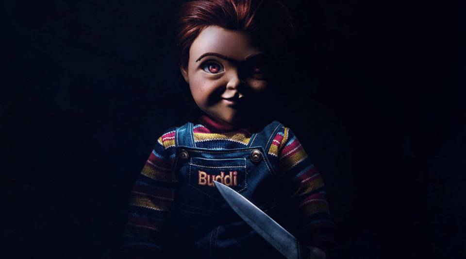 "Chucky from Orion Picture's ""Child's Play."""