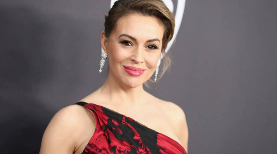 "Actors like Alyssa Milano, who is currently working in Georgia on the Netflix series ""Insatiable,"" have spoken out against the state's so-called ""heartbeat bill"" and threatened not to work in Georgia if the bill is made into law."