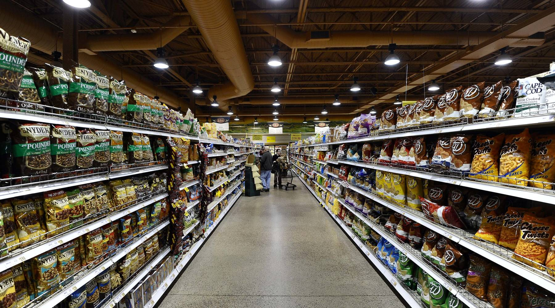 Regional grocery chains are in fight-or-flight mode
