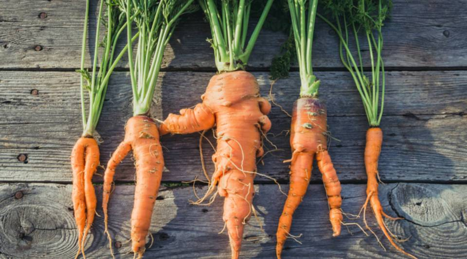 """Marketing """"ugly produce"""" has proved fruitful for some entrepreneurs."""