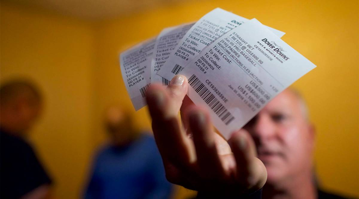 Now that states can make sports betting legal, venture capital wants in - Marketplace