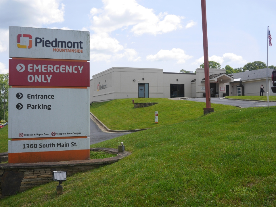 A standalone emergency room has filled a gap left after the closure of the only hospital in Gilmer County, Georgia.