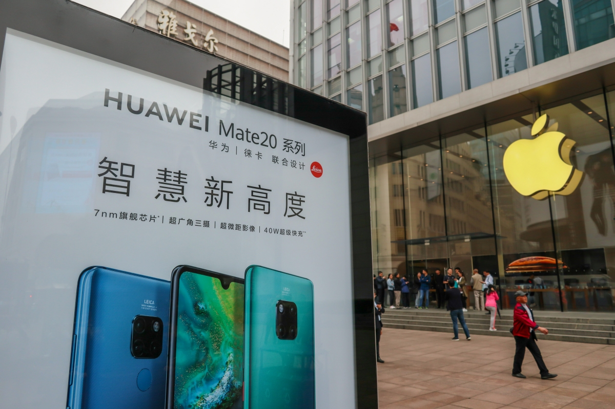 Are we entering a tech cold war with China? - Marketplace