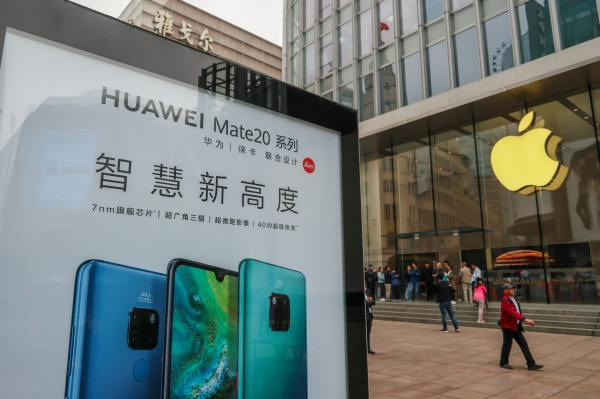 Are we entering a tech cold war with China?