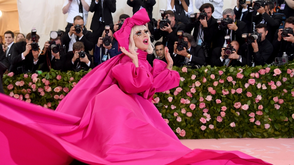 Lady Gaga attends the 2019 Met Gala celebrating camp at the Metropolitan Museum of Art on May 6 in New York City.
