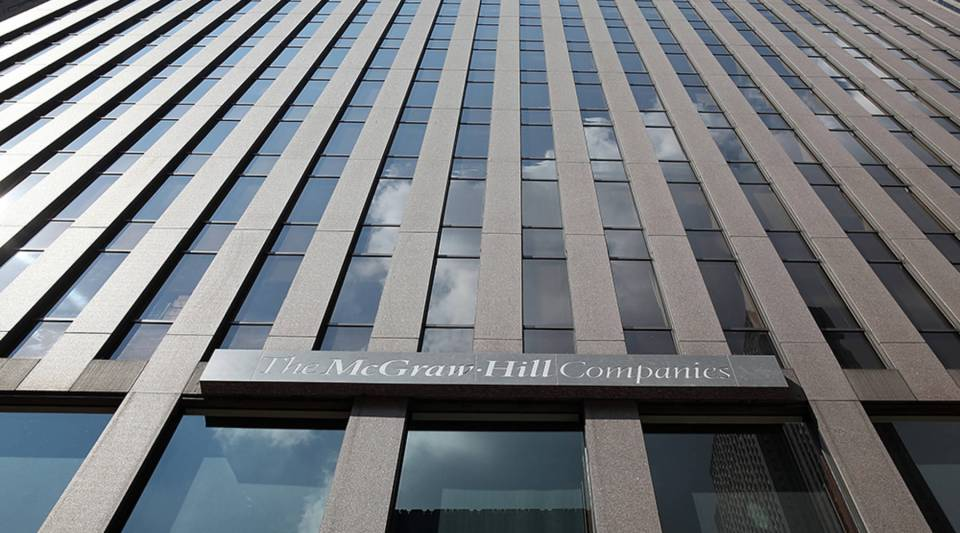 The McGraw-Hill headquarters in New York City.