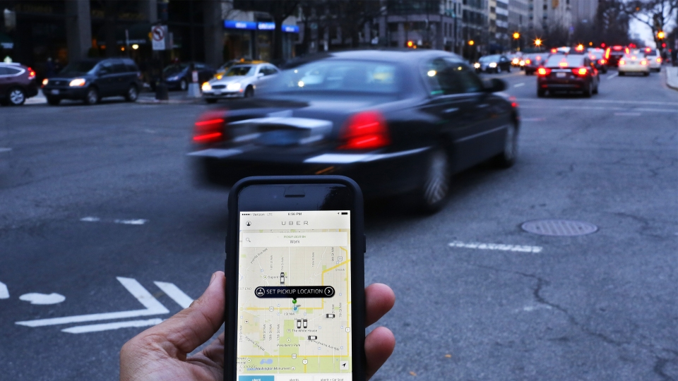 Some cities are looking to Uber to aid their public transportation.