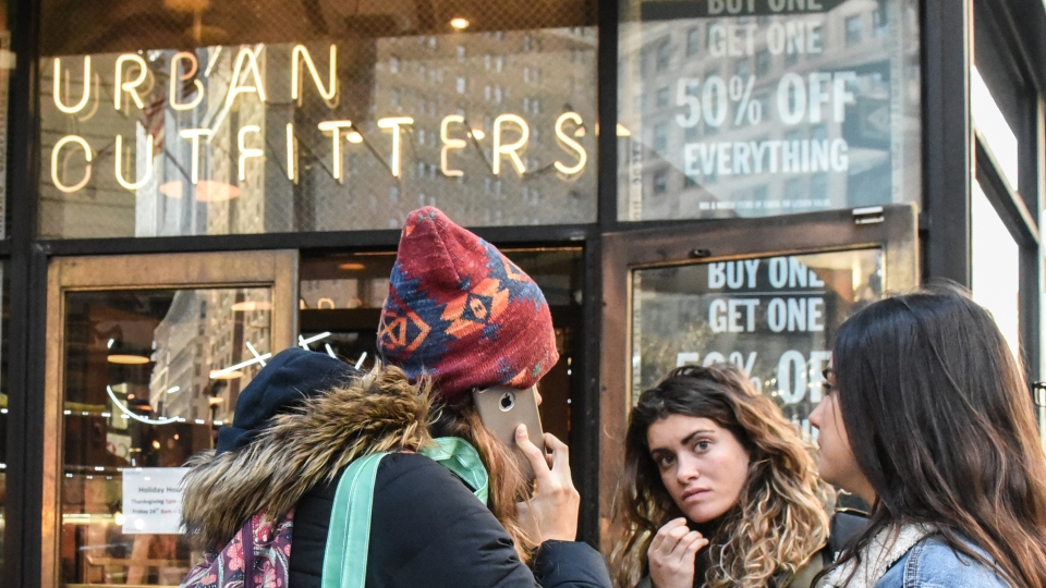 Urban Outfitters is the latest company to enter the fast-growing retail rental industry.