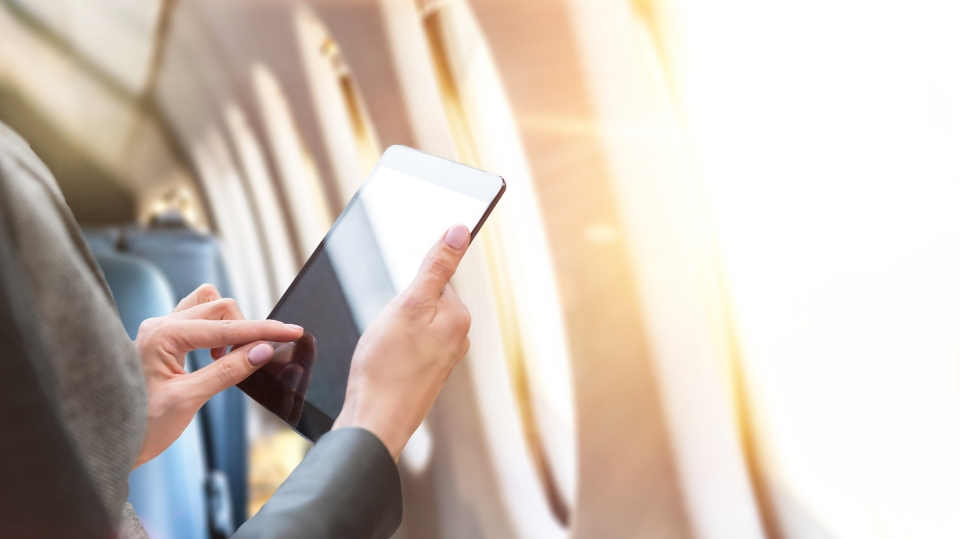 The Atlanta-based carrier is offering free Wi-Fi on 55 domestic flights each day.