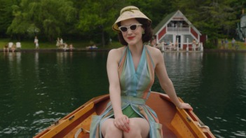 """It's very important that the costumes are perfect, the sets are perfect,"" said Amy Sherman-Palladino, the creator of The Marvelous Mrs. Maisel. ""Everything is perfect."""