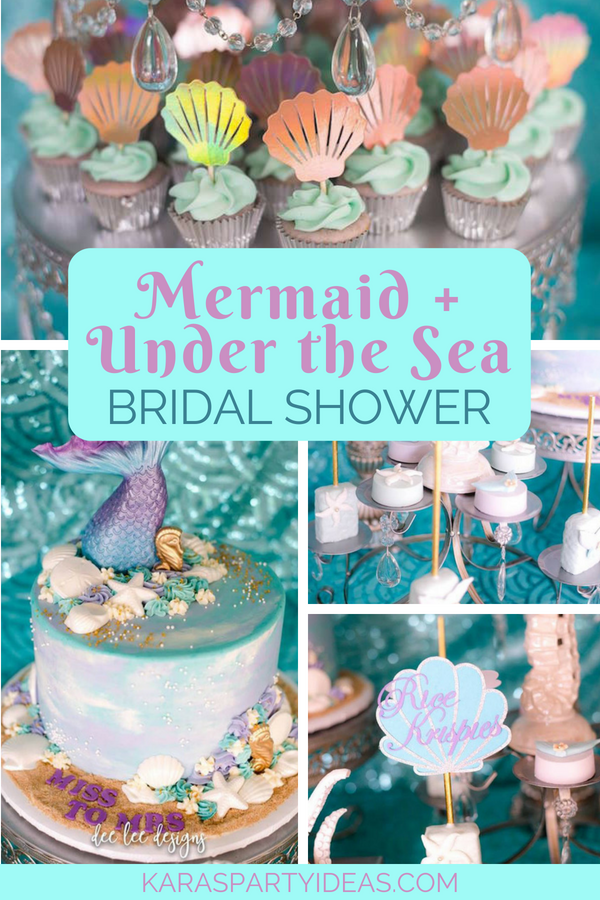 Bridal shower styling inspiration from Pinterest.