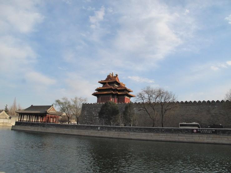 Beijing good air quality