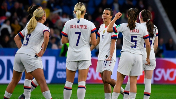 Women's soccer World Cup is becoming a global sensation—and a fashion one too
