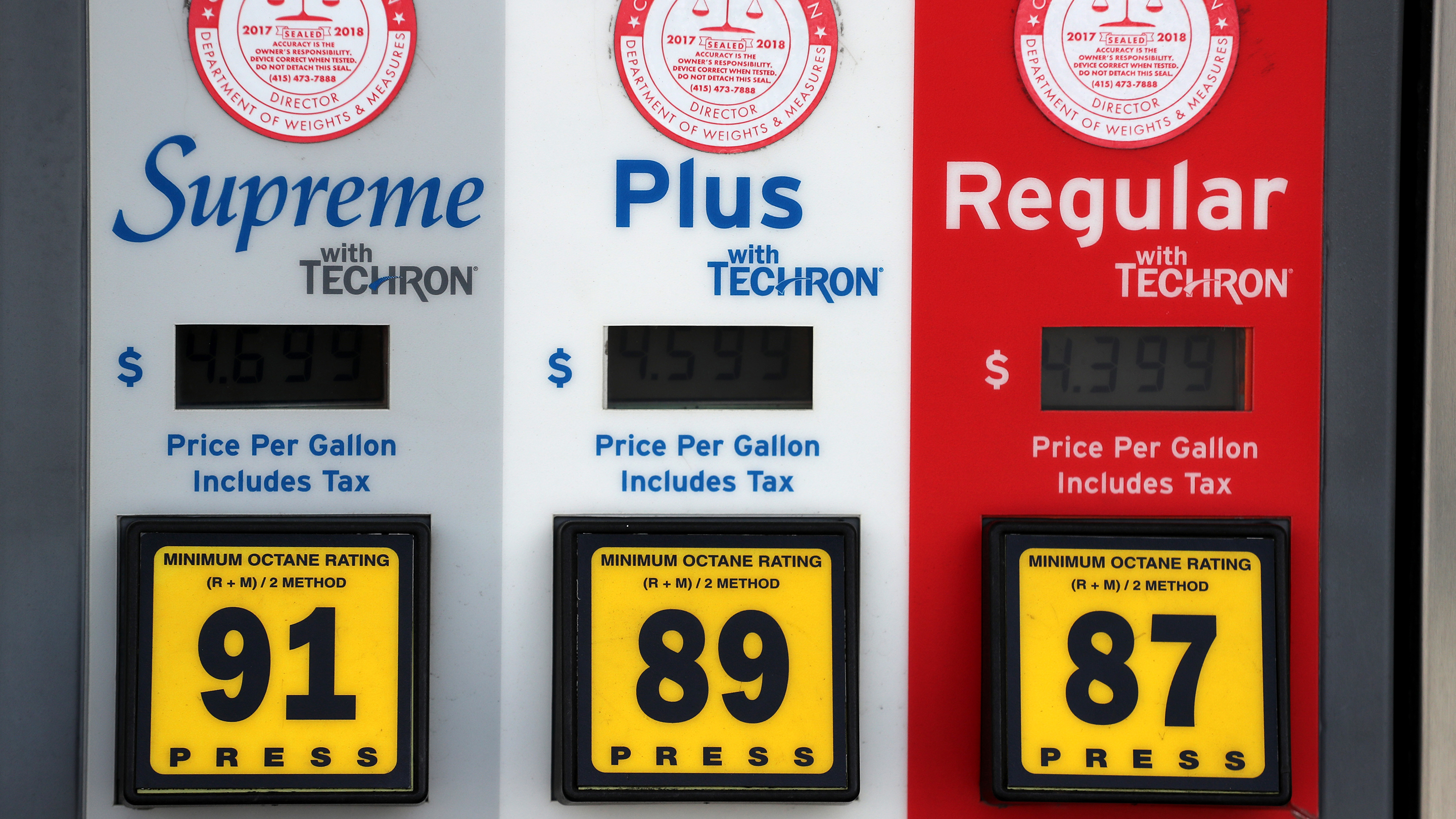 Bellingham Gas Prices >> California Drivers To Pay Highest Gas Tax In The Country
