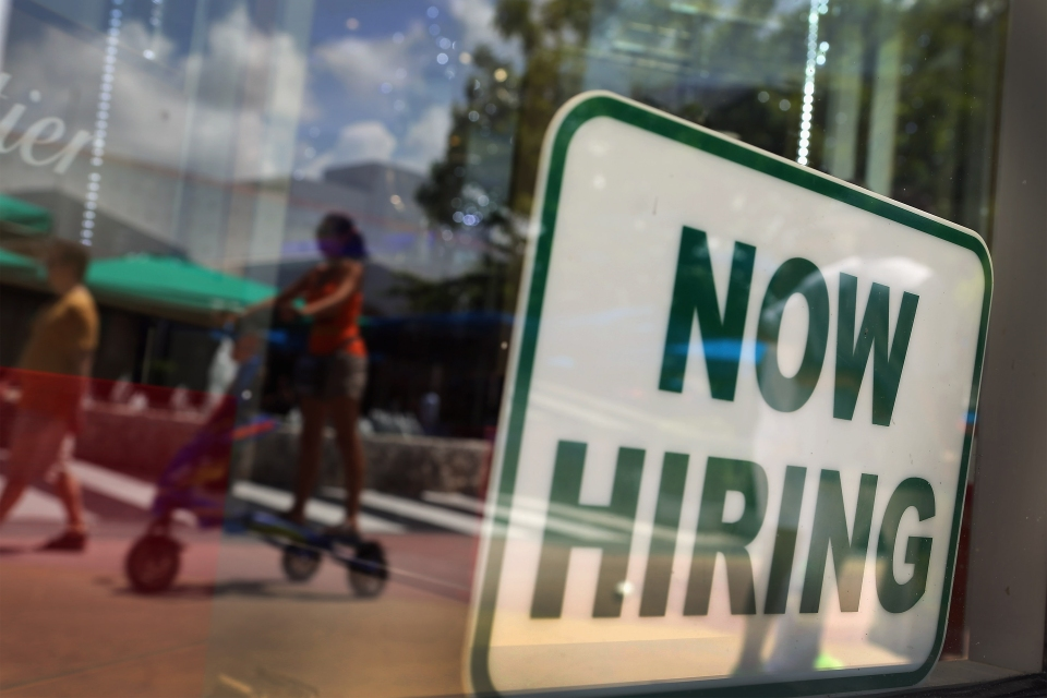 In a tight labor market, small businesses are losing the battle.