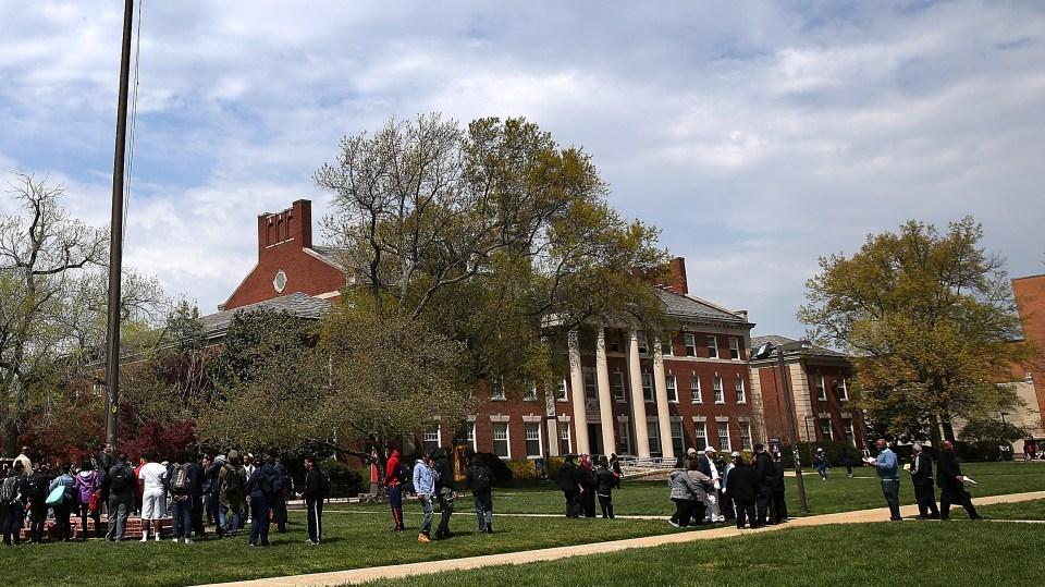 Howard University in Washington, D.C., is a historically black university.