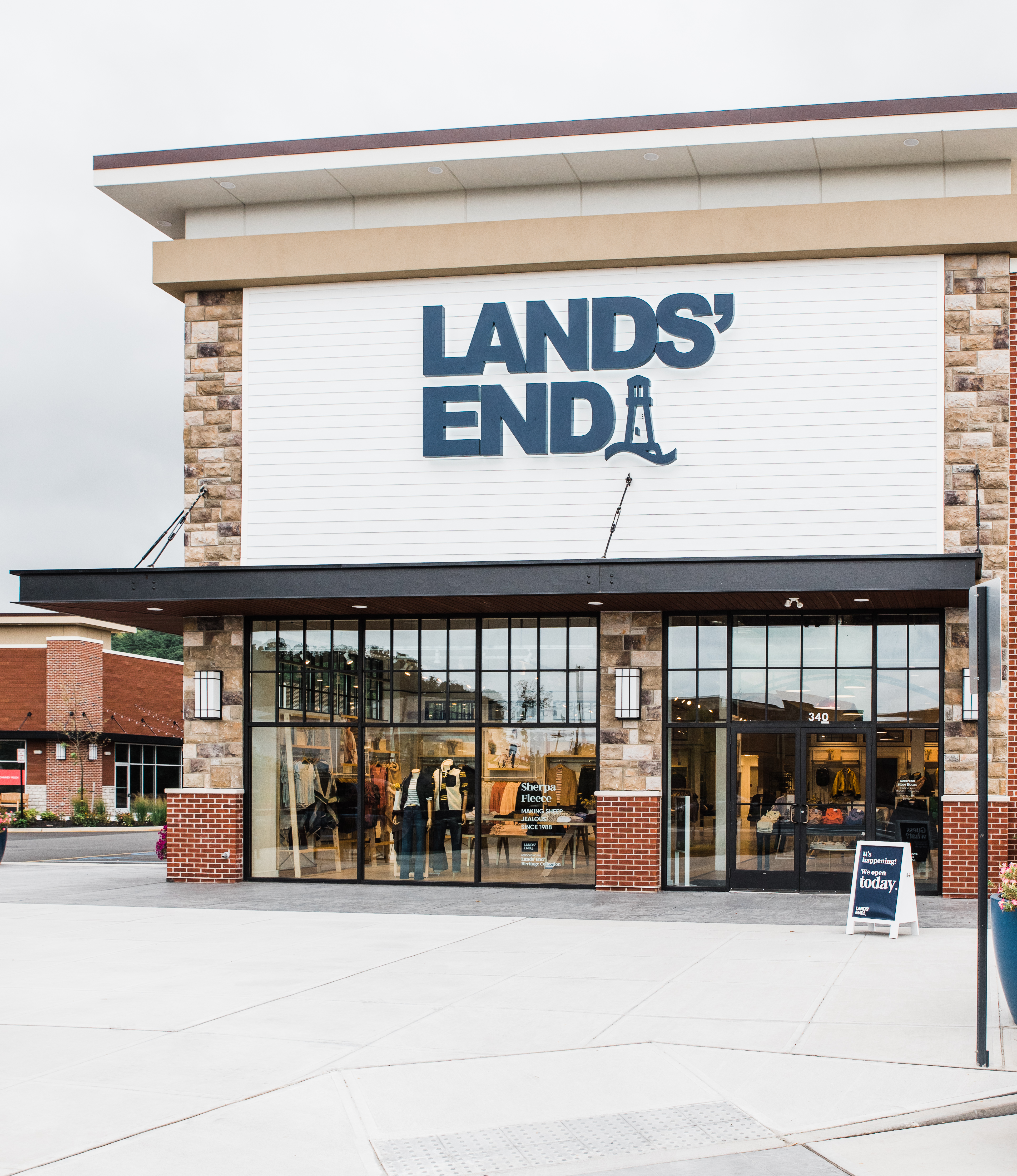 The CEO of Lands' End knows exactly who his customers are