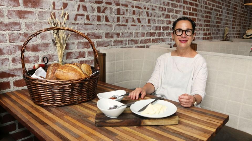 Nancy Silverton founded La Brea Bakery in 1989.
