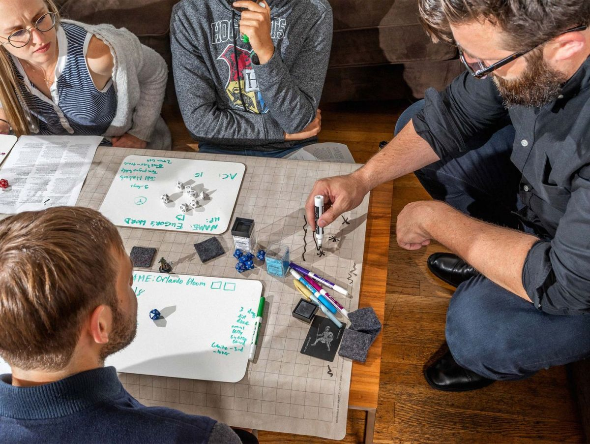 How people make money playing Dungeons & Dragons - Marketplace