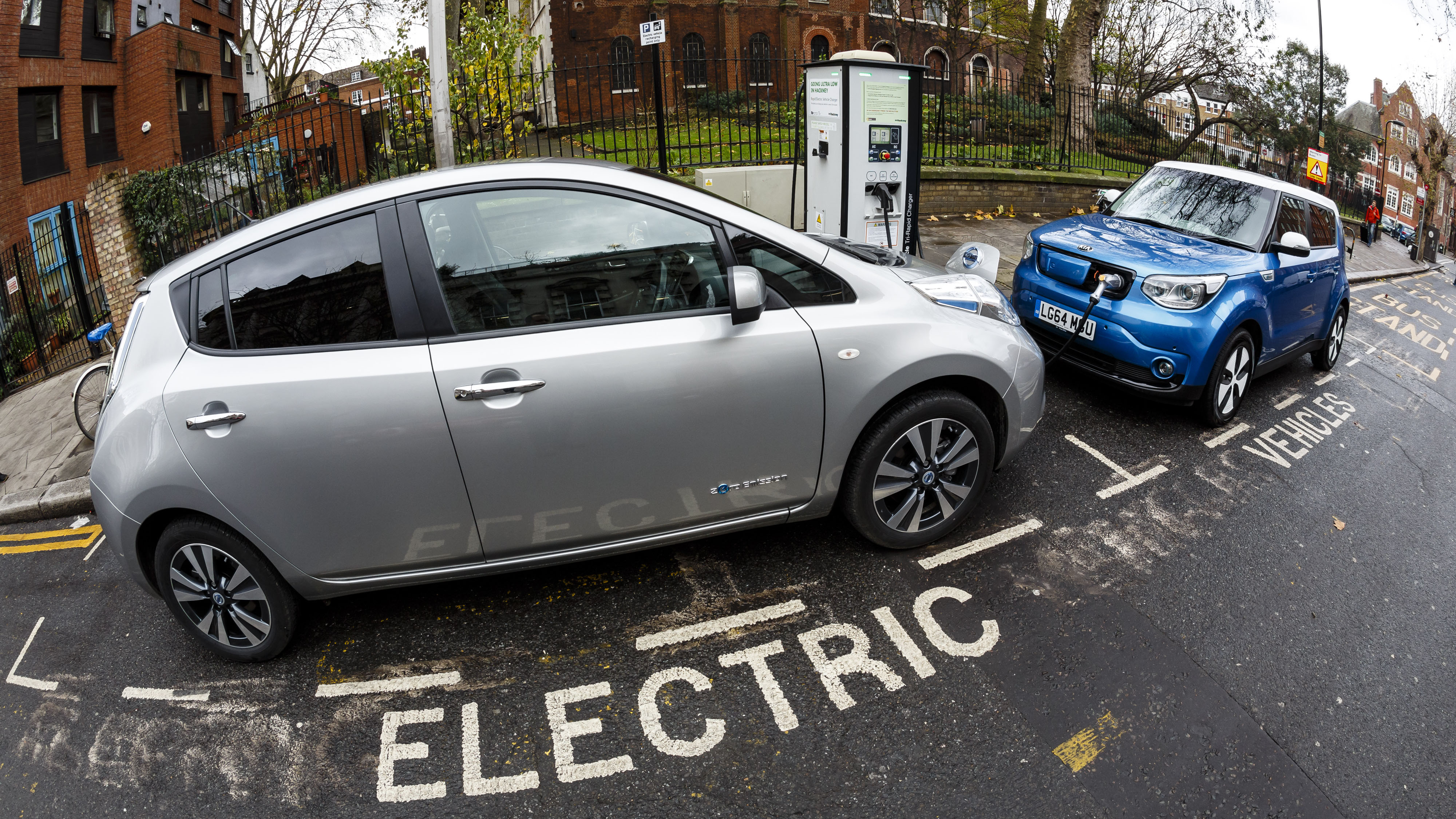 Electric vehicles are getting noisier, for safety's sake