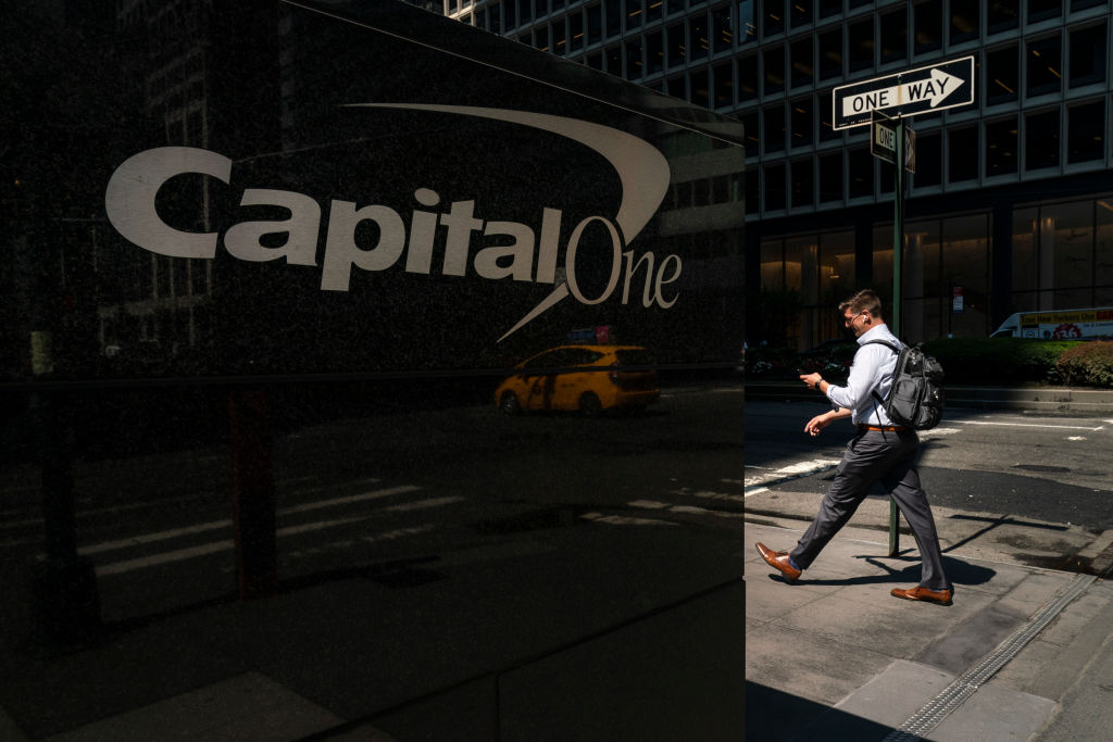Capital One target of massive data breach - Marketplace