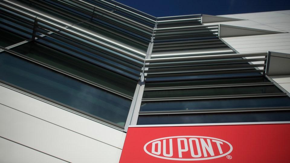 WILMINGTON, DE - DECEMBER 11: Dupont corporate headquarters as seen in 2015 in Wilmington, Delaware