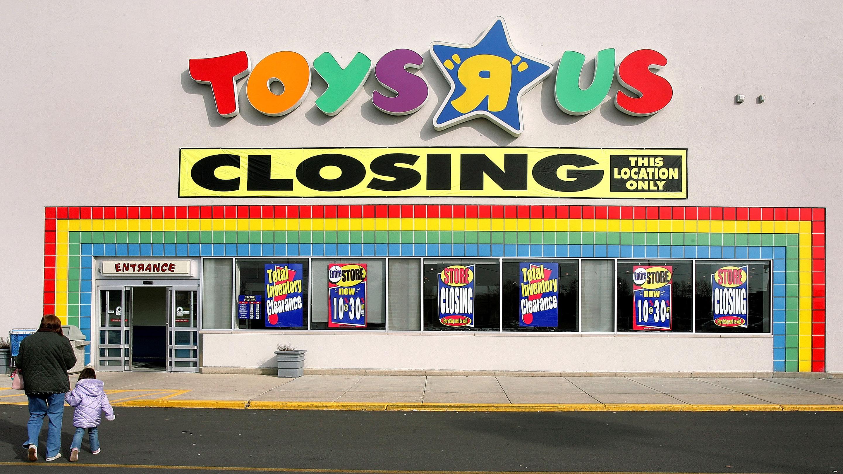 The new Toys R Us won't be like the old Toys R Us
