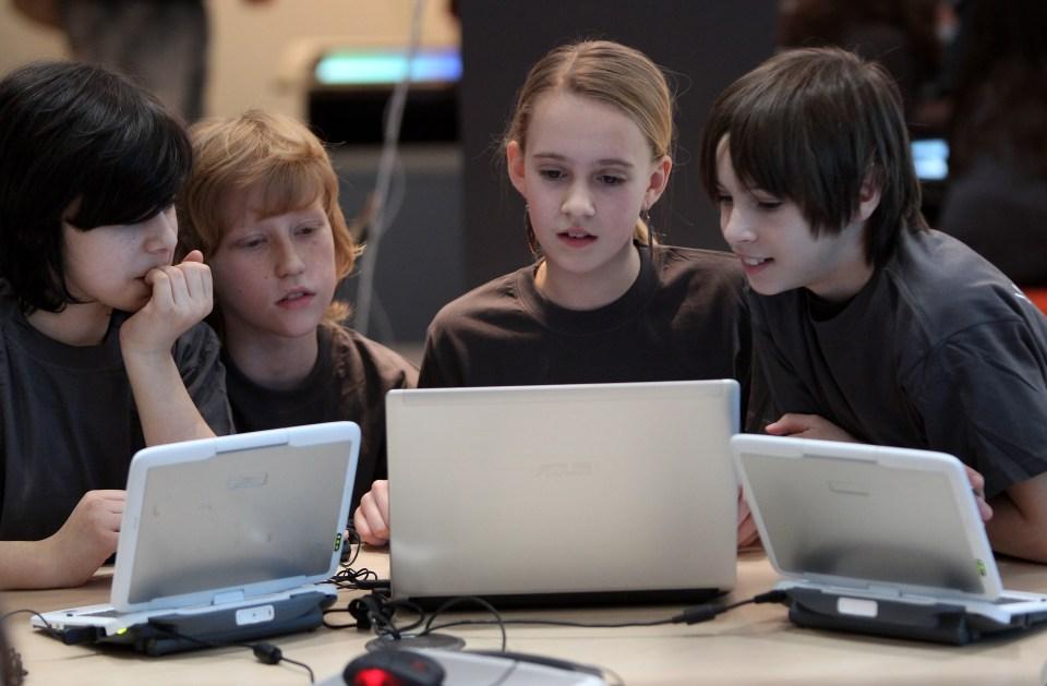 Children's screen use often worries parents.