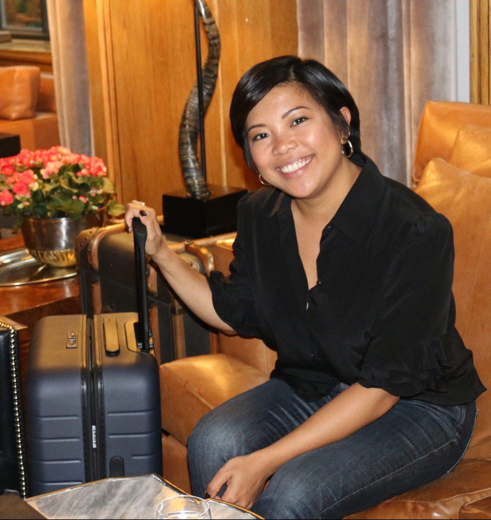Away co-founder Jen Rubio in Aspen, Colorado.