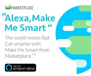 Check out the Make Me Smart Alexa skill