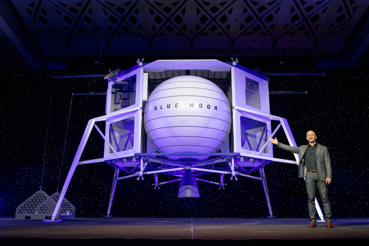 A return to the moon 50 years in the making - Marketplace
