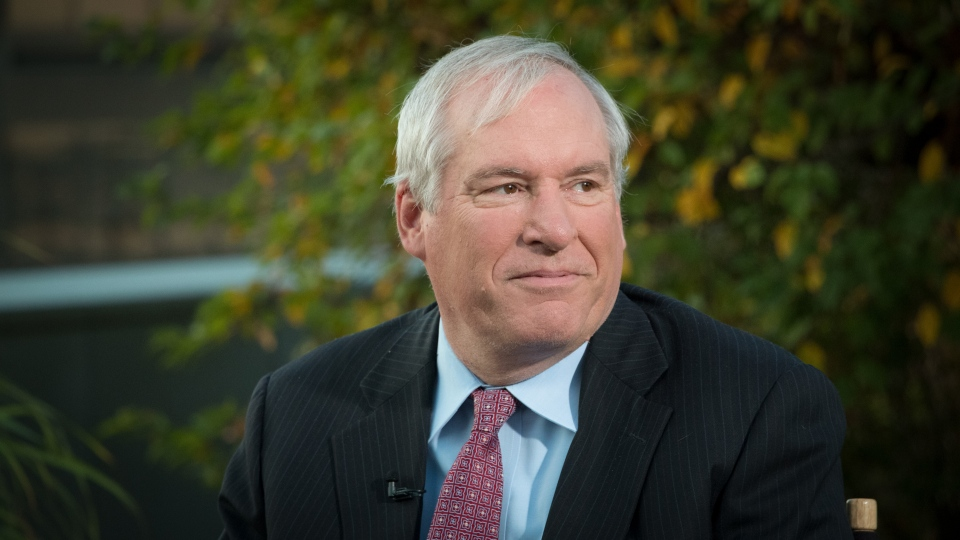 Eric Rosengren has been serving as the head of the Federal Reserve Bank of Boston since 2007.