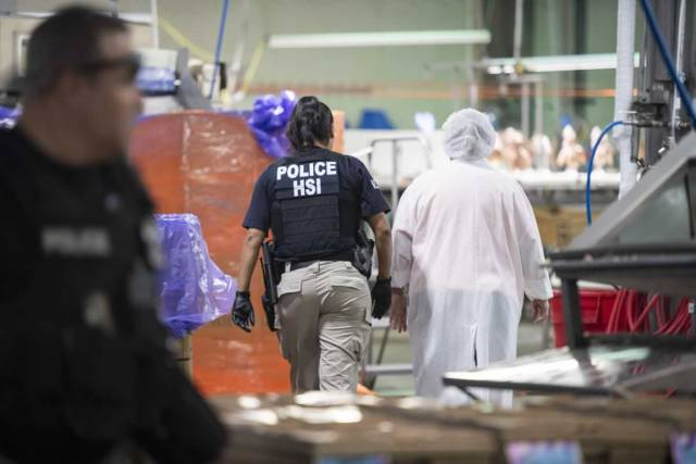 What are the economic impacts of ICE raids? - Marketplace