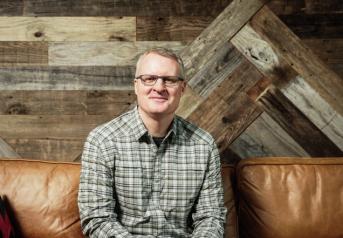 Headshot of R.E.I. CEO Eric Artz