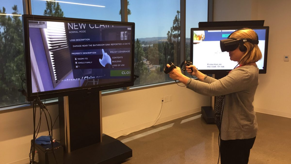 Businesses tap virtual reality to train workers