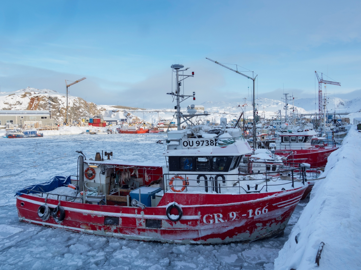Greenland thaws to mining business