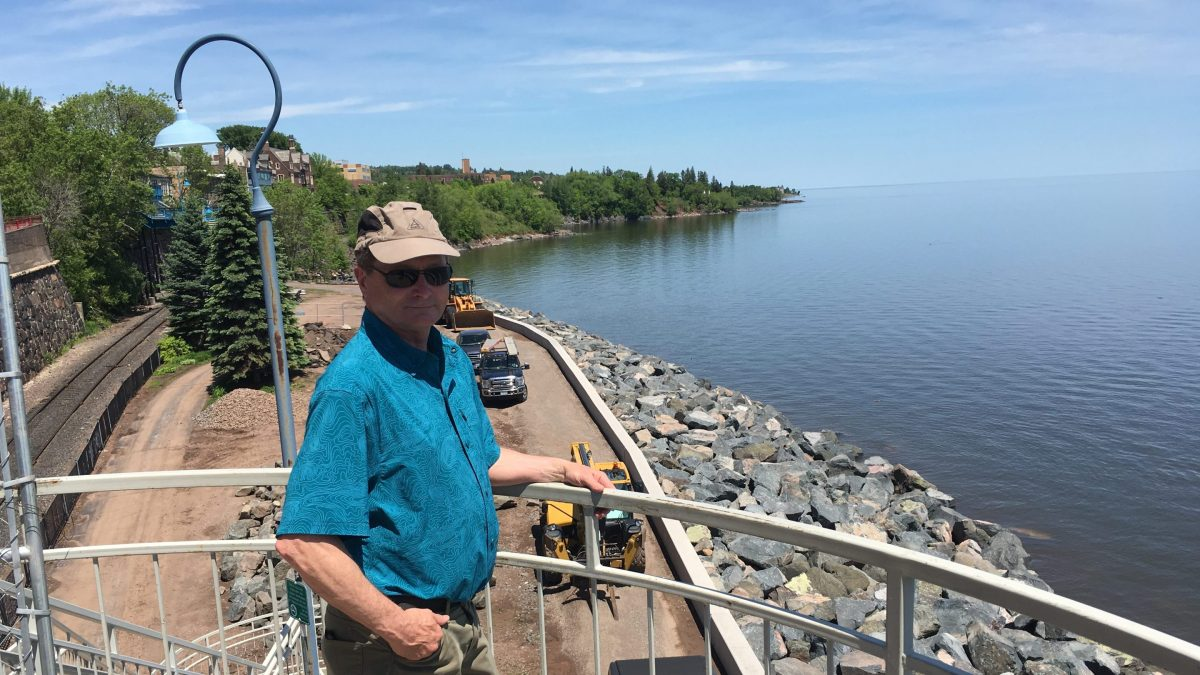 Rising Great Lakes water levels benefit some, but cost others