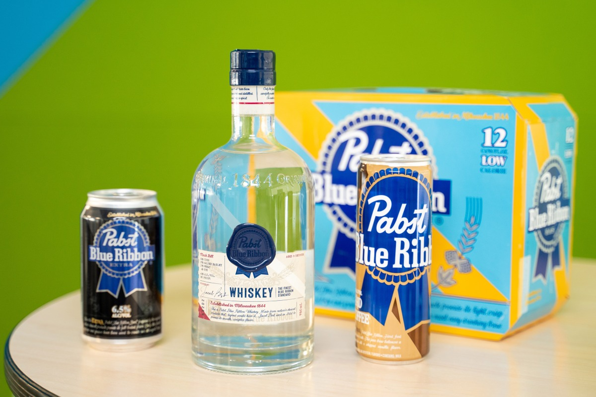 Would you drink whiskey made by Pabst?